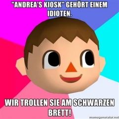 Da hätte man sogar in Animal Crossing seine Freude dran.